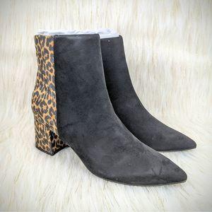 Nine West Women's Ilioria Ankle Boots Sz 8.5